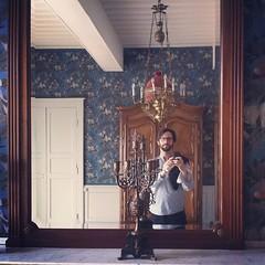 #selfportrait #autoportrait #mirror #chateau