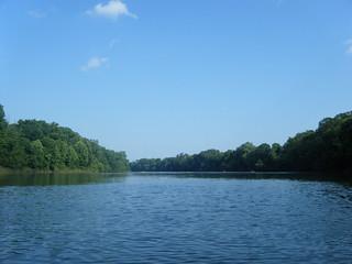 Broad River Paddling May 26, 2012 6-06 PM