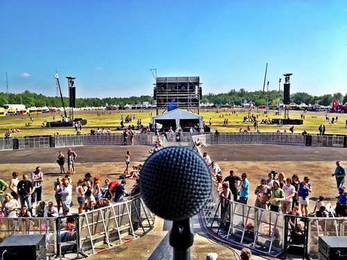 Pinkpop center mic, photo by Lef Carrol IV