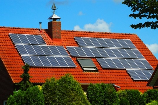 Germany solar meet half of weekend demand