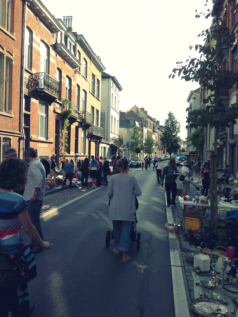 Brocantes en Bruselas