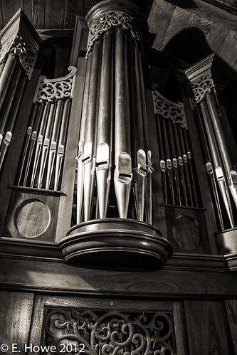 Edie's Road trip: Organ Pipes