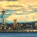 Nostalgic Seattle 1 by Pedalhead'71