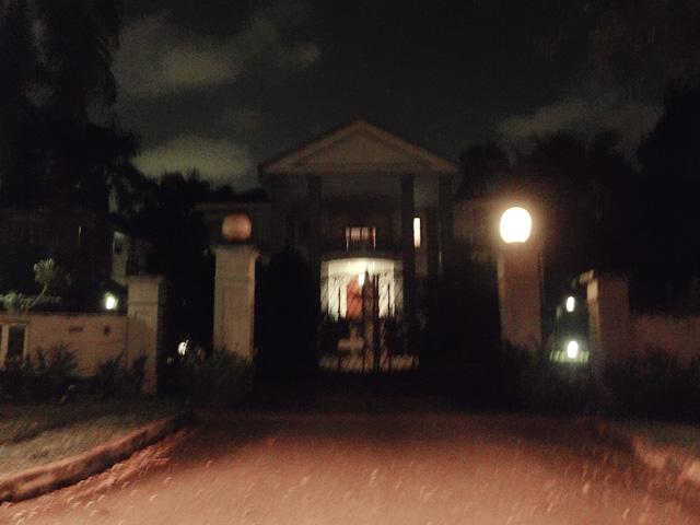 huge house wtf