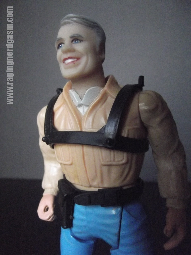 "John ""Hannibal"" Smith from the A-Team by Galoob"