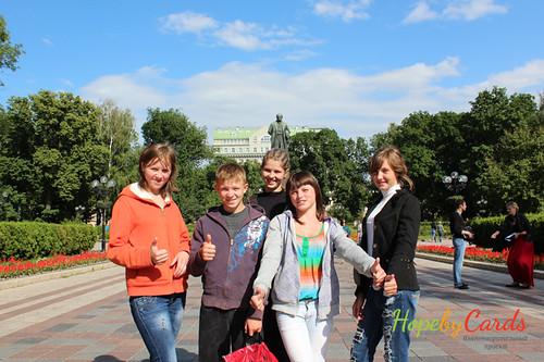 экскурсия в университет Шевченко