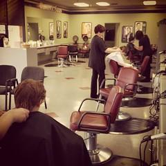 hairdresser, barber,