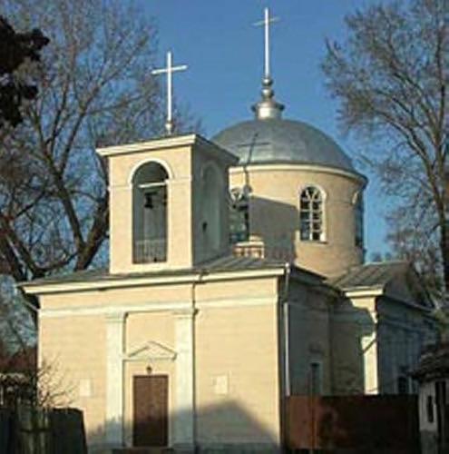 Biserica Sf. Mucenic Haralambie > Фото из галереи `Главная`