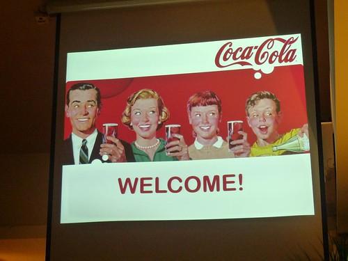 Coca-Cola's 126th Birthday Party