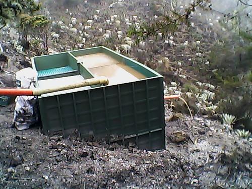 Teleférico de Mérida, contaminación de aguas y suelo