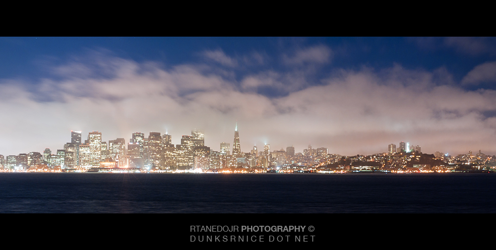 San Francisco Skyline.