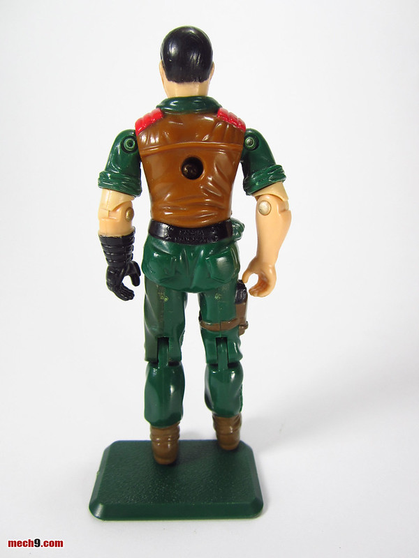 GI Joe Mutt Figure