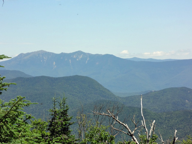 Beaver Brook Shelter View