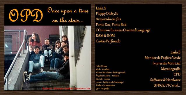 Banda OPD - Novo LP