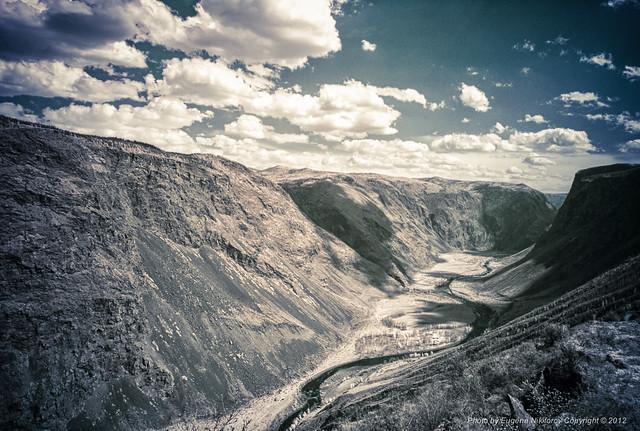 Pass Katu-Yaryk / Перевал Кату-Арык, Altai
