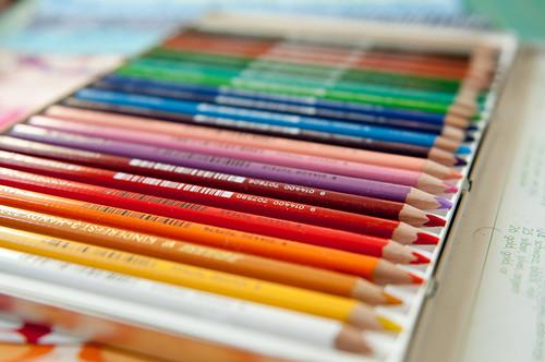 Bright Jolly pencils!