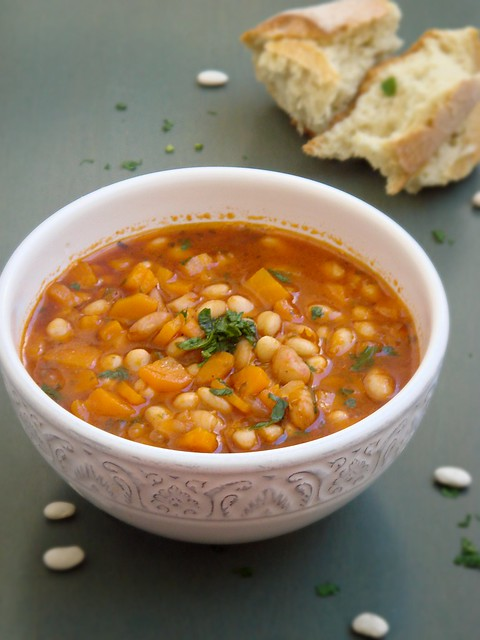Fasolada - greek bean soup