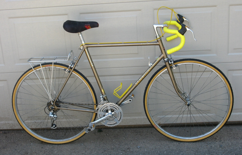 85 Schwinn Le Tour Luxe - Bike Forums