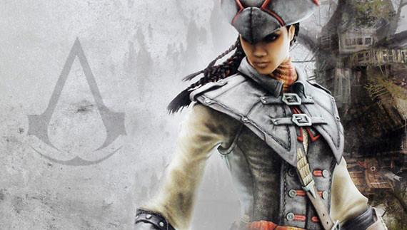 Assassin's Creed III Liberation PS Vita
