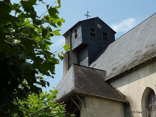 L'église de Lasseube (2011-08-13 -07)