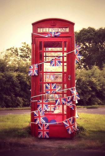 Jubilee Phone Box - Kenn