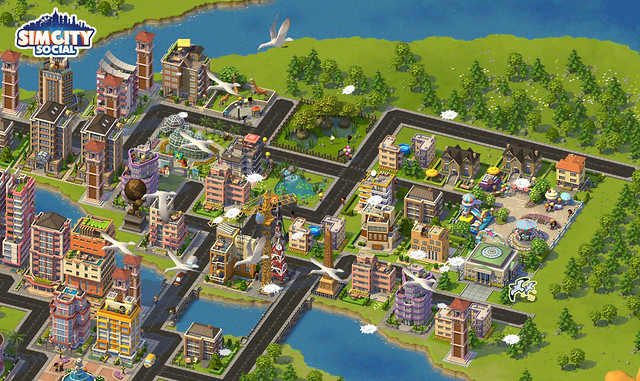 E3 2012: SimCity Social Coming Soon to Facebook