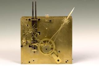 Mécanisme d'horloge Saint-Nicolas
