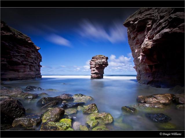 Thorntonloch Rock 3