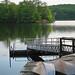 6-6-2012 canopus lake boat ramp dusk