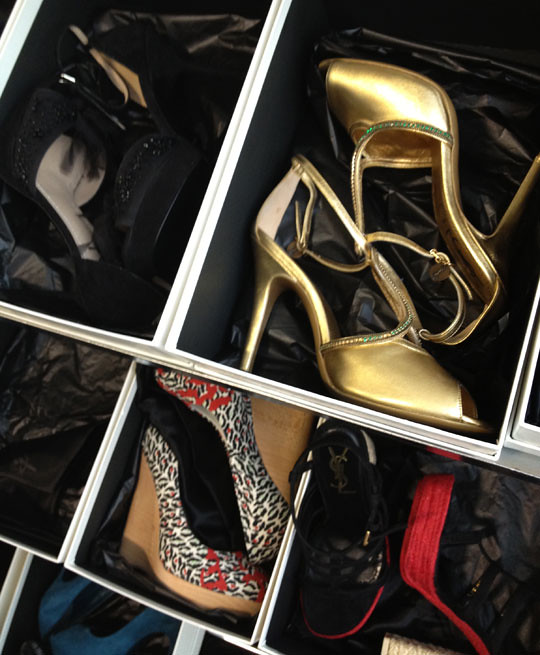 mizhattan sensible living with style sample sale tribute to ysl