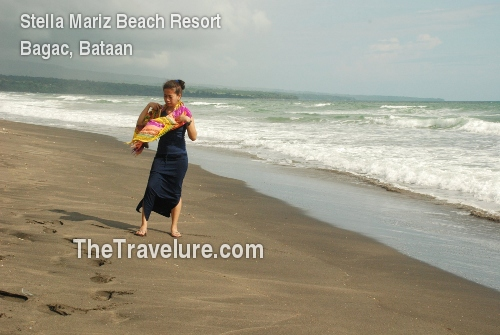 The Travelure at Stella Mariz Beach Resort in Bagac, Bataan