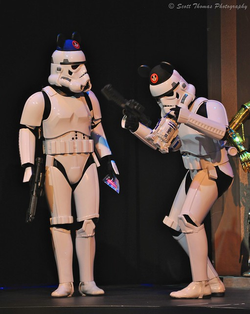 Mickey Earred Stormtroopers