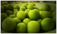 plant, green, produce, fruit, food, granny smith, apple,