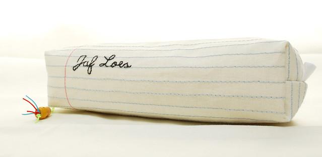 Lijntjes en schoonschrift voor Juf Loes
