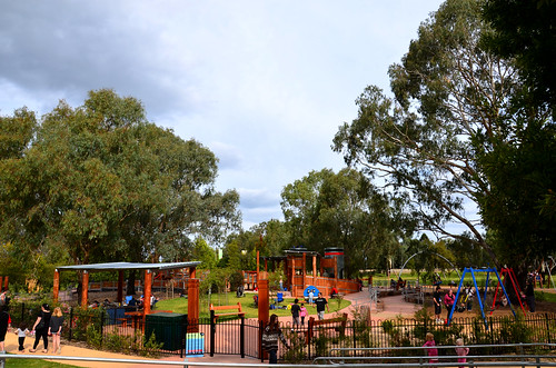 Oddies Creek Playspace 02