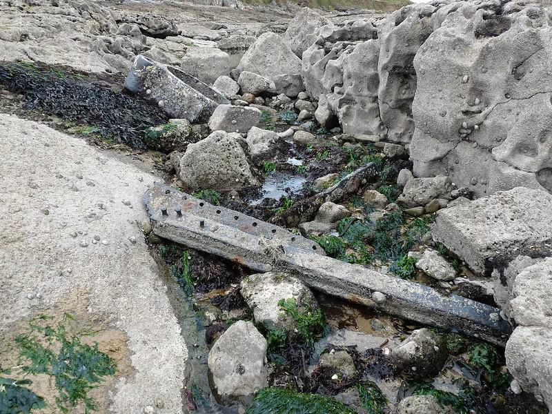 24996 - Unidentified Shipwreck, Oxwich Poin