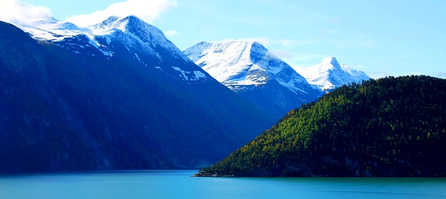 Geiranger Ffiord Norway ~dailyshoot