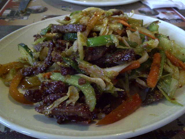 Thai Beef Salad 3