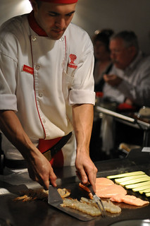 Benihana Cooking