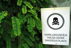 Green danger!