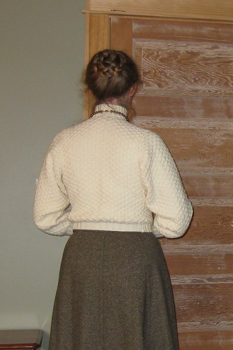 1907 Sweater - Back
