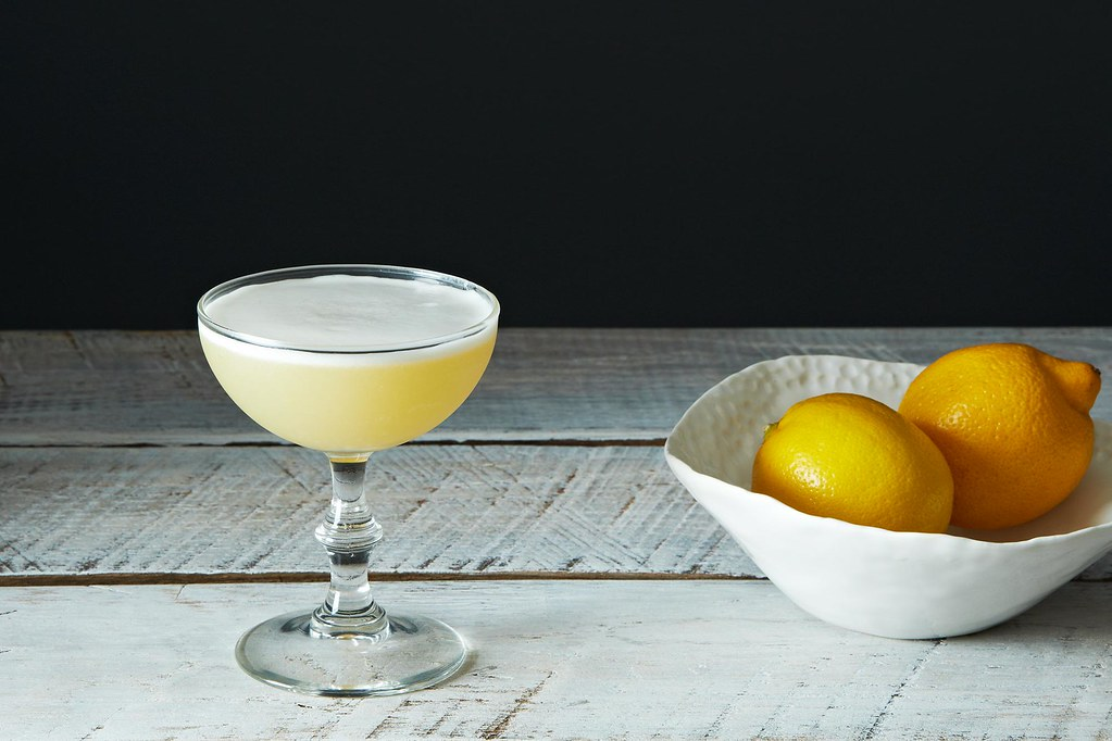 Whiskey Sour from Food52