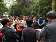 三義鄉當地民代關心淹水問題,認為應做好回饋機制。