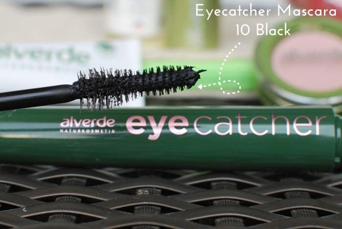 alverde eyecatcher mascara 10 black