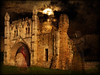 Kirkham Priory & Ghosts of the Red Death! {wih hidden Ethyl & hidden Fiend!}