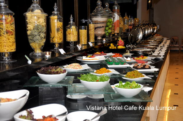 Vistana Hotel Cafe Kuala Lumpur 10