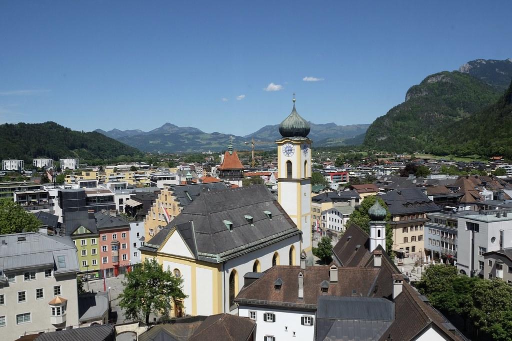 Kufstein/Inn, Österreich
