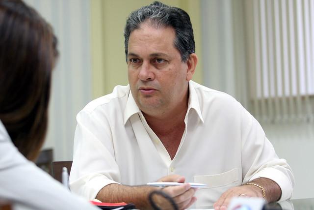 Deputado federal suplente, Nelson Nahim, foi condenado por estupro e outros crimes - Créditos: Divulgação