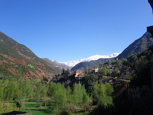 Morocco Trip - Day 2 - Ourika Valley