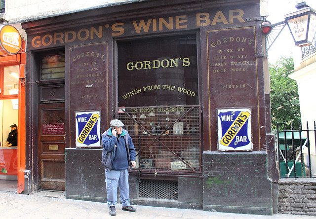 Gordon´s Wine Bar - London